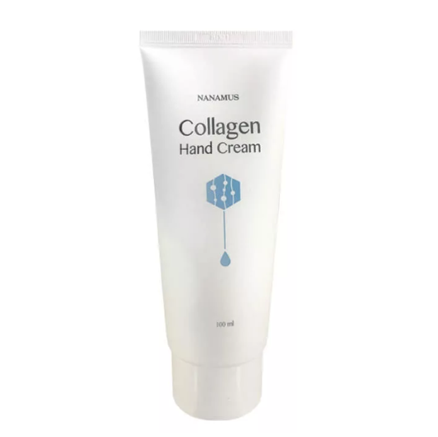 [NANAMUS] КРЕМ ДЛЯ РУК С КОЛЛАГЕНОМ COLLAGEN HAND CREAM, 100 мл