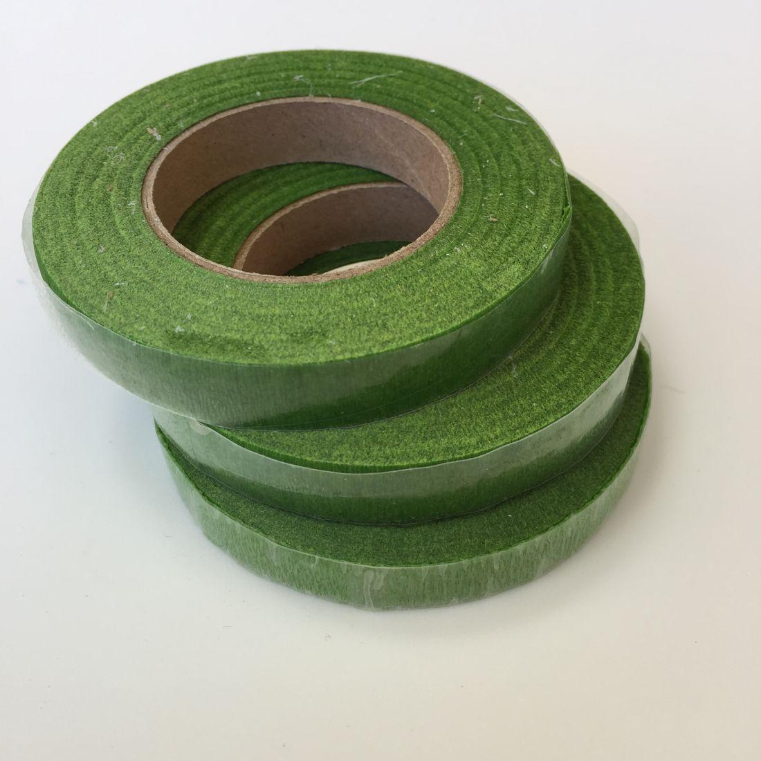 Тейп-лента оливковая