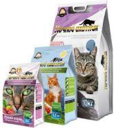 Ночной охотник корм для стерилизованных кошек 10кг