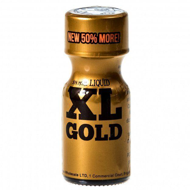 Попперс XL Gold (Англия)