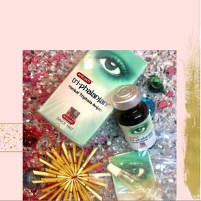 Трифаланджан капли для глаз Кходжати / Tri-phalanjan Eye Drops Khojati 7 ml