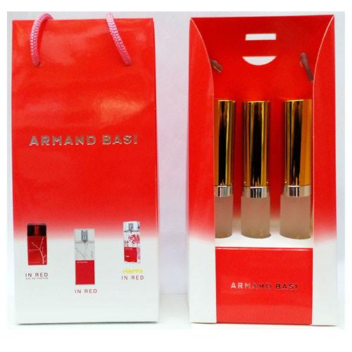 Набор женский подарочный Armand Basi 3X15 ML