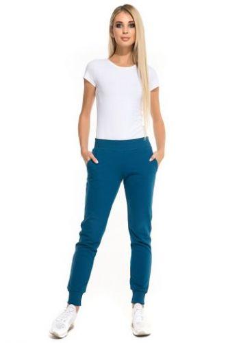 Женские спортивные брюки Easy & free (PM France 1729) бирюза