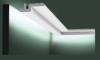 Карниз для Скрытого Освещения Orac Decor C394 Д200xШ9.5xВ3.1 см Лепнина из Полиуретана / Орак Декор