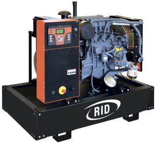 Дизельный генератор RID 50 C-SERIES