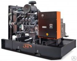 Дизельный генератор RID 300 C-SERIES