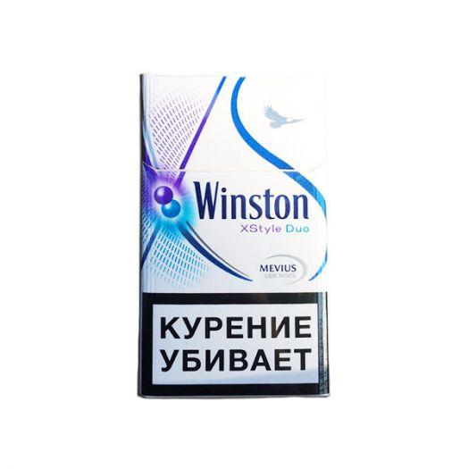Сигареты Winston XStyle Duo