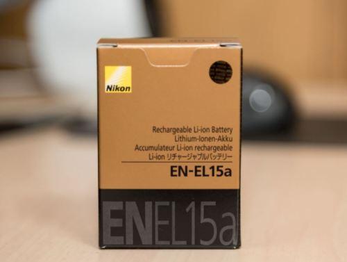 Nikon Батарея EN-EL15a