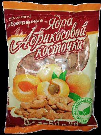 Ядро абрикосовой косточки жареные соленые 100г