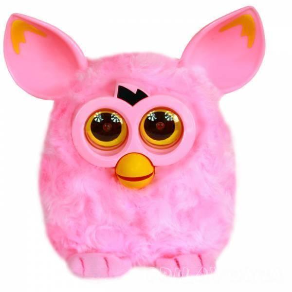 Ферби Пикси, розовый