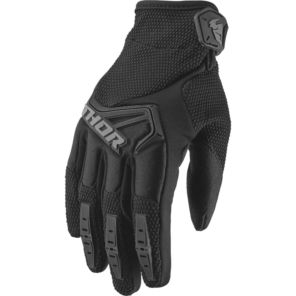 Thor - Spectrum Black перчатки, черные