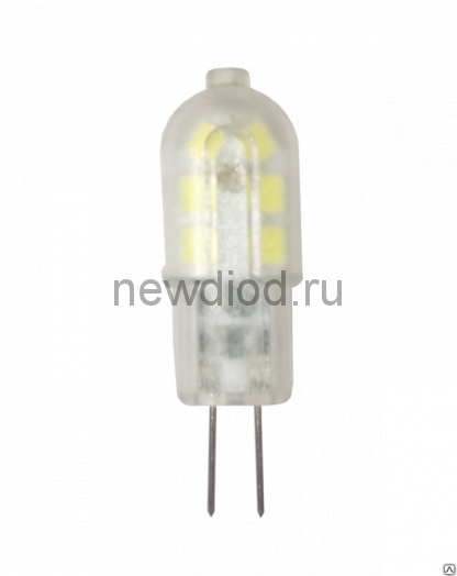 Лампа светодиодная LED-JC-VC 1.5Вт 12В G4 3000К 135Лм IN HOME