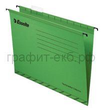 Файл подвесной А4 зеленый Esselte Standart 90318