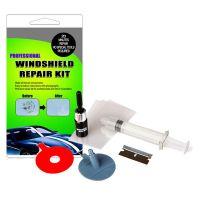 Ремонт сколов на лобовом стекле своими руками Professional Windshield Repair Kit