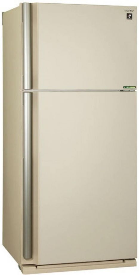 Двухкамерный холодильник Sharp SJ-XE55PMBE