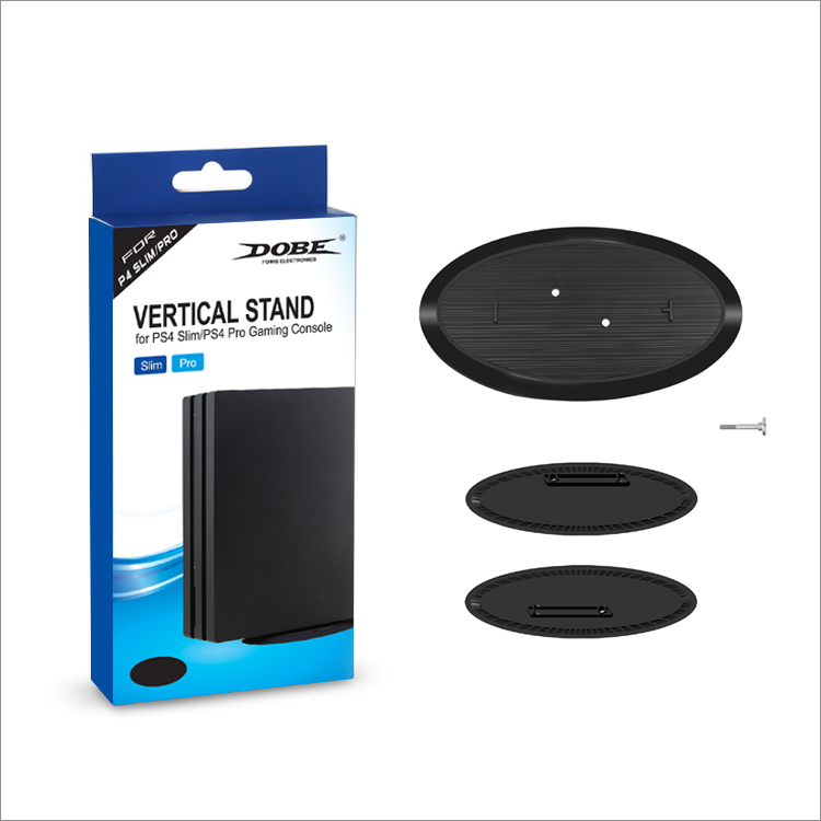 PS4 Slim/Pro Stand Vertical Metal TP4-885 DOBE