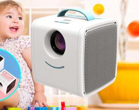Детский проектор Excelvan Q2 MINI