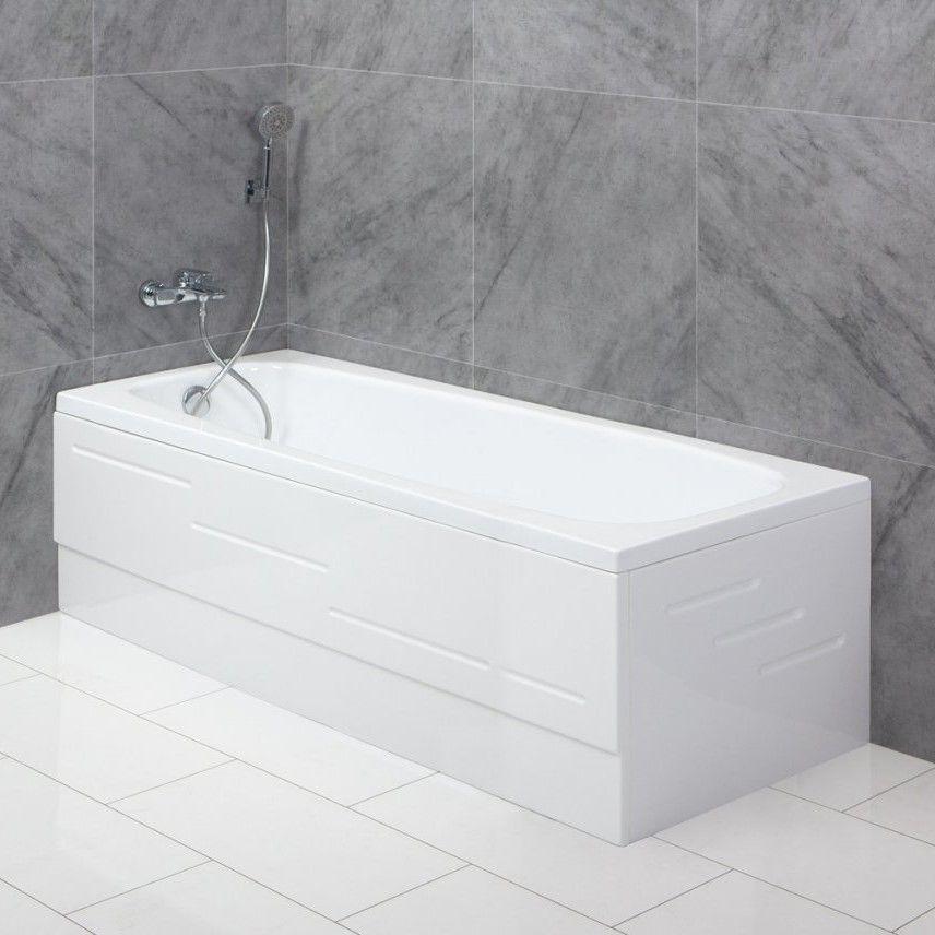 Ванна с экраном Belbagno BB102 на каркасе 150x70 ФОТО