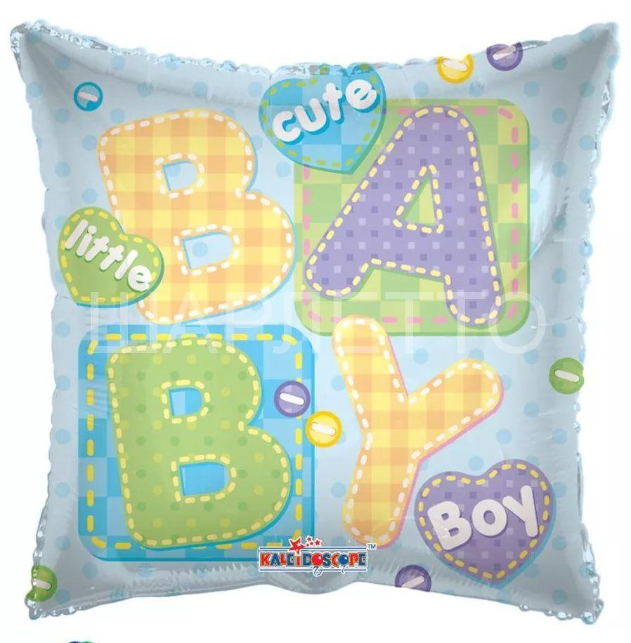 """Baby boy"" квадрат"
