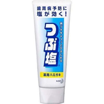 Kao Tsubushio Зубная паста с придной солью для профилактики заболевания десен Мята 180 гр
