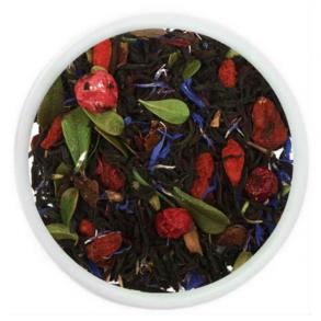 """Черный чай """"Спелый Барбарис"""""""