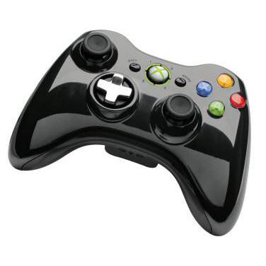 Microsoft Xbox 360 Wireless Controller Chrome Series