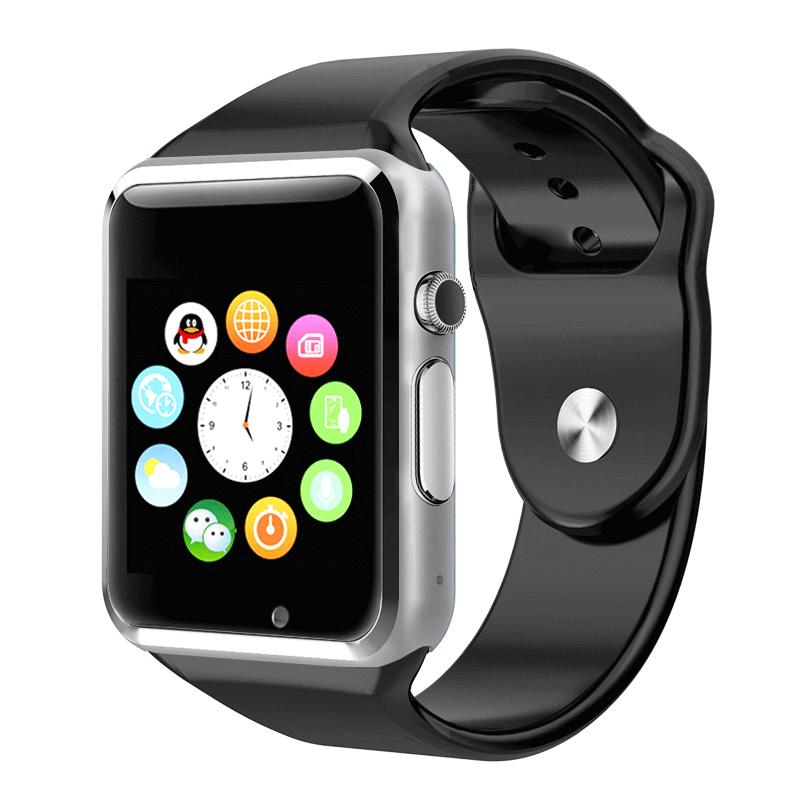 Умные Часы Smart Watch W8, Цвет Серебристый