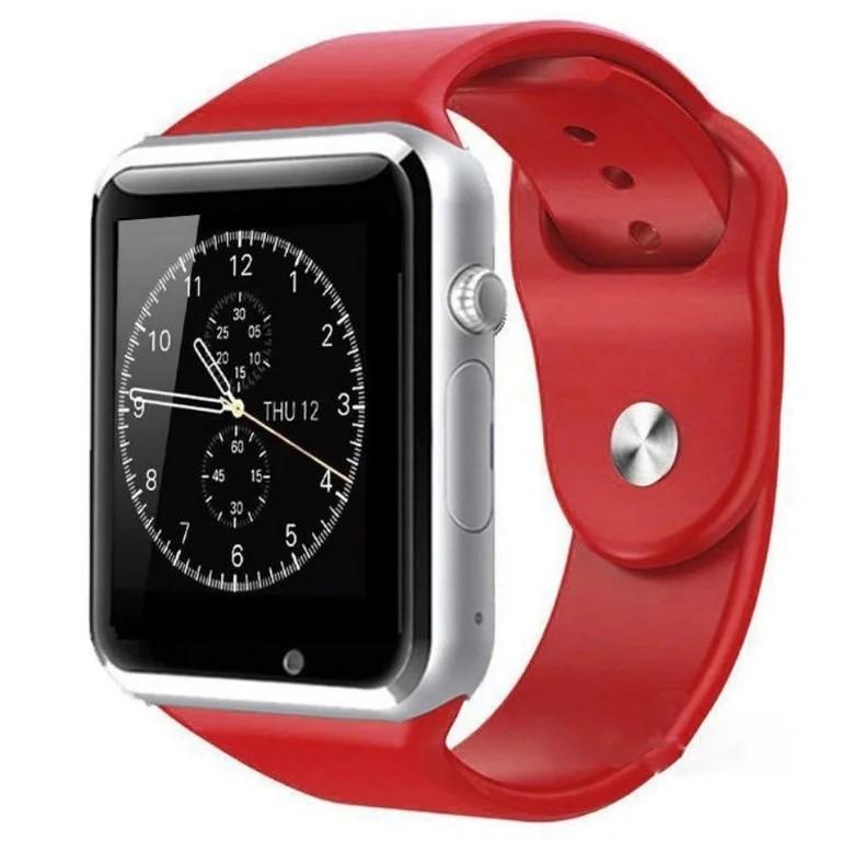 Умные Часы Smart Watch W8, Цвет Красный