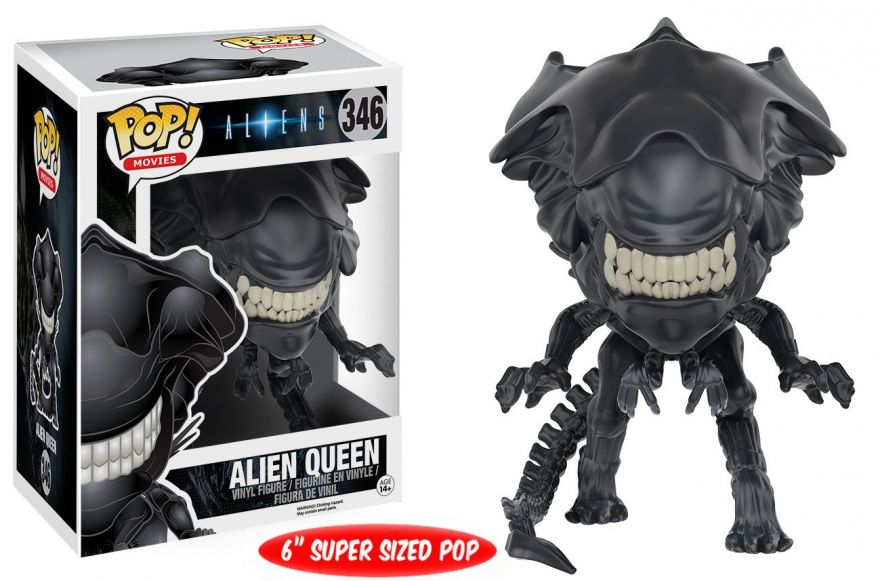 "Фигурка Funko POP! Vinyl: Aliens: 6"" Queen Alien 10134"