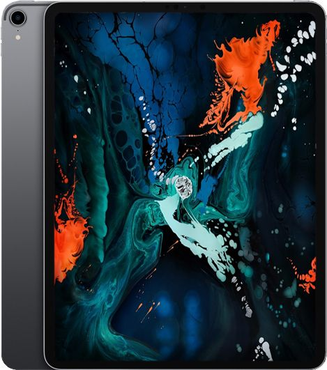 Apple iPad Pro 12.9 (2018) 256Gb 4G Wi-Fi + Cellular Space Gray
