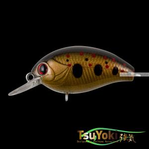 Воблер TsuYoki Agent 36F 36 мм /4,4 гр / Заглубление: 0 - 0,4 гр / цвет: Z001