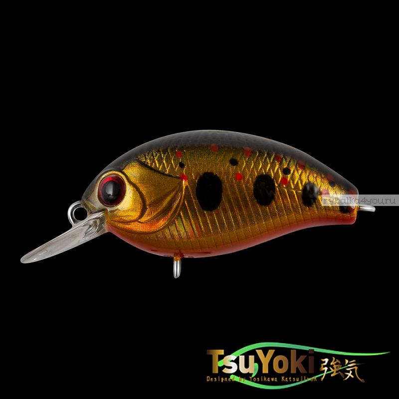 Воблер TsuYoki Agent 36F 36 мм /4,4 гр / Заглубление: 0 - 0,4 гр / цвет: Z008
