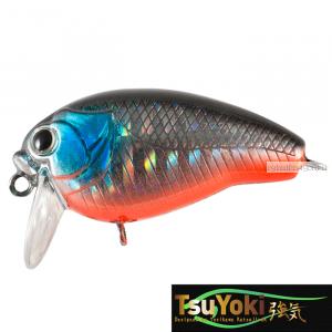 Воблер TsuYoki Agent SSR 36F 36 мм / 5,5 гр / Заглубление: 0,1 - 0,2 гр / цвет: 413