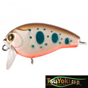 Воблер TsuYoki Agent SSR 36F 36 мм / 5,5 гр / Заглубление: 0,1 - 0,2 гр / цвет: 617