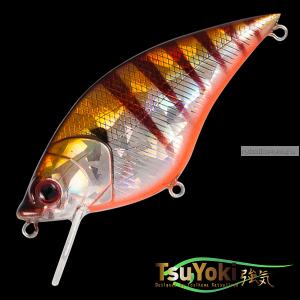 Воблер TsuYoki Kruger 75F 75 мм / 13 гр / Заглубление: 0,6 - 1,2 м / цвет: 601