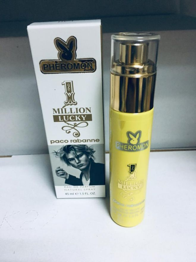 Мини-парфюм с феромонами 1 Million Lucky 45ml (new)