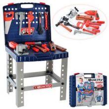 Набор строительных инструментов в чемодане Quality(ВЕРСТАК)