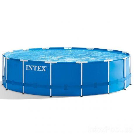 Intex 28242, каркасный бассейн 457 x 122 см Prism Frame Pool
