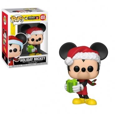Фигурка Funko POP! Vinyl: Disney: Mickey's 90th: Holiday Mickey 35753
