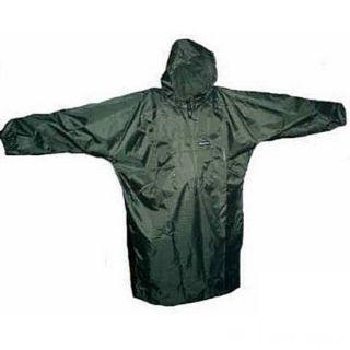 Супер-Дождевик (Куртка-дождевик для активного отдыха), Зеленый