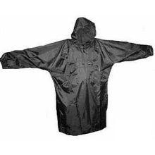 Супер-Дождевик (Куртка-дождевик для активного отдыха), Черный