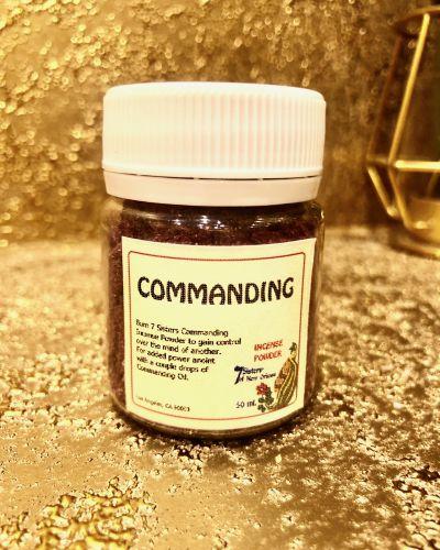 Ладан «Послушание» (Commanding)