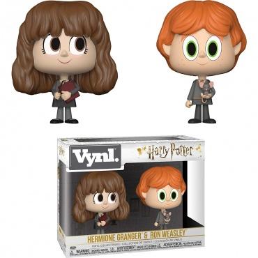 Фигурка Funko VYNL: Harry Potter: 2PK Ron&Hermione 30001