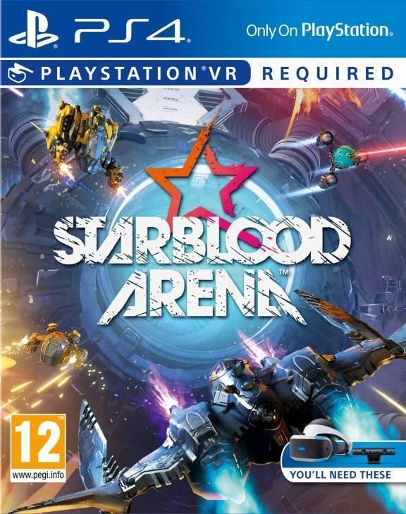 StarBlood Arena (только для VR) ps4