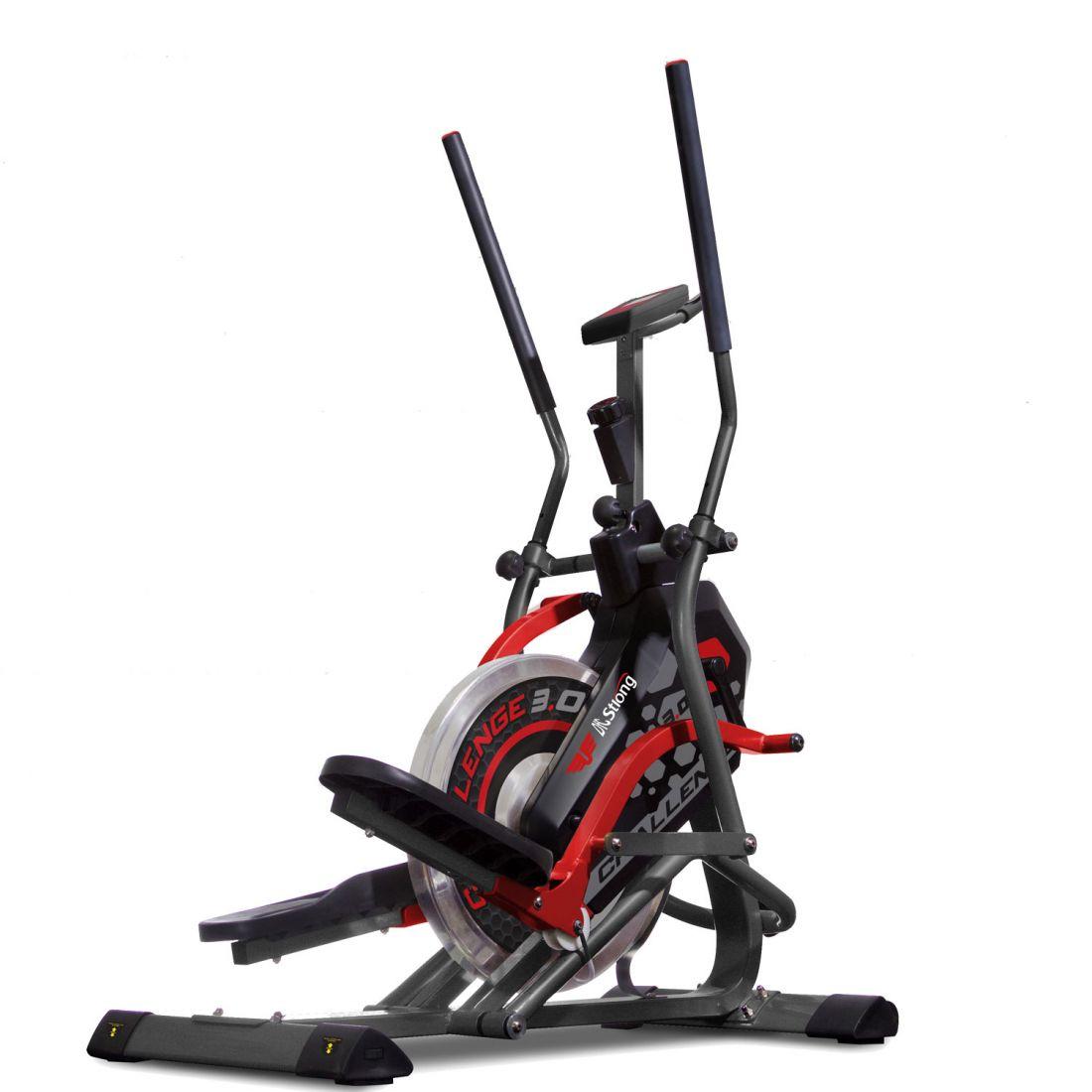 Эллиптический тренажер - DFC Challenge Climber 3.0