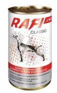 RAFI CLASSIC мясные кусочки в соусе c говядиной 1.25кг