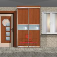 Встроенный шкаф купе в гостиную за 22 950 рублей