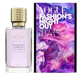 Tester Ex Nihilo Vogue Fashions Night Out Sept.2018 Russia 50мл