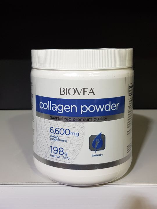 BIOVEA - Collagen Powder 6600 мг  (198 г)