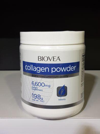 BIOVEA - Collagen Powder 6600 мг  (198 г)